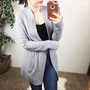 Talbots // lambswool cardigan sweater